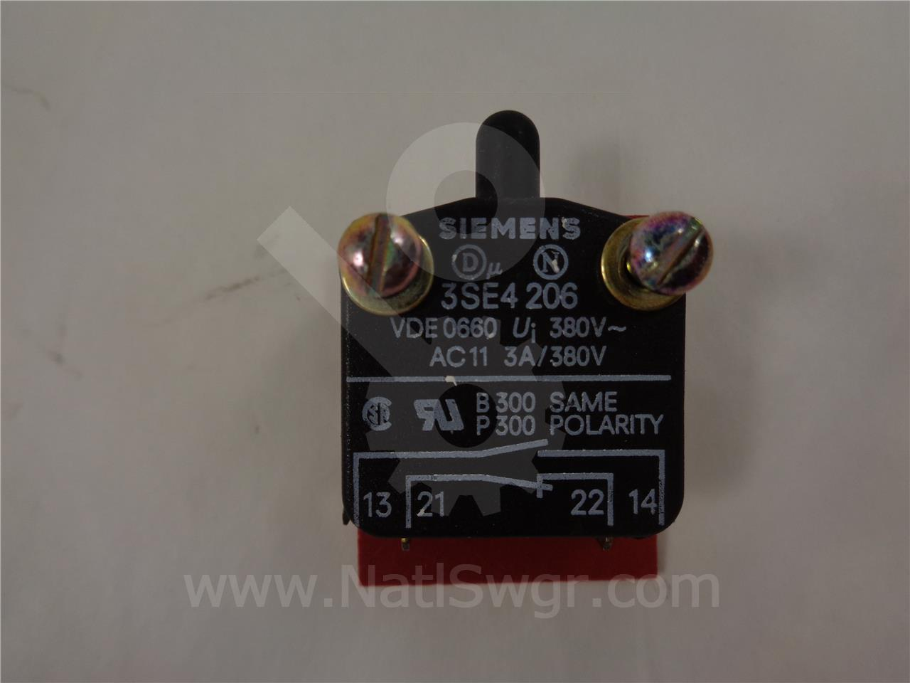 18-398-289-551 Siemens / Allis Chalmers COMMUNICATION HARNESS ASSEMBLY FOR RL WITH STATIC TRIP III