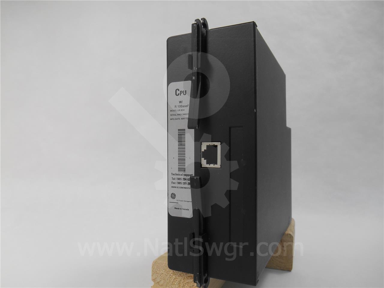 General Electric Ge Ur Cpu Module Solid State Relay Canada