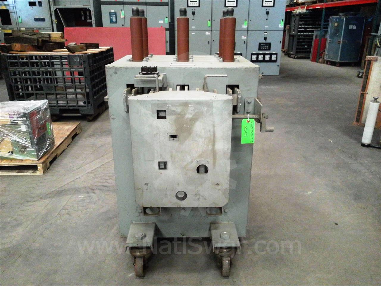 General Electric 1200A GE AM-13.8-500-5H ML-13
