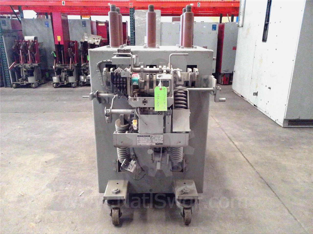 General Electric 1200A GE AM-13.8-500-7H
