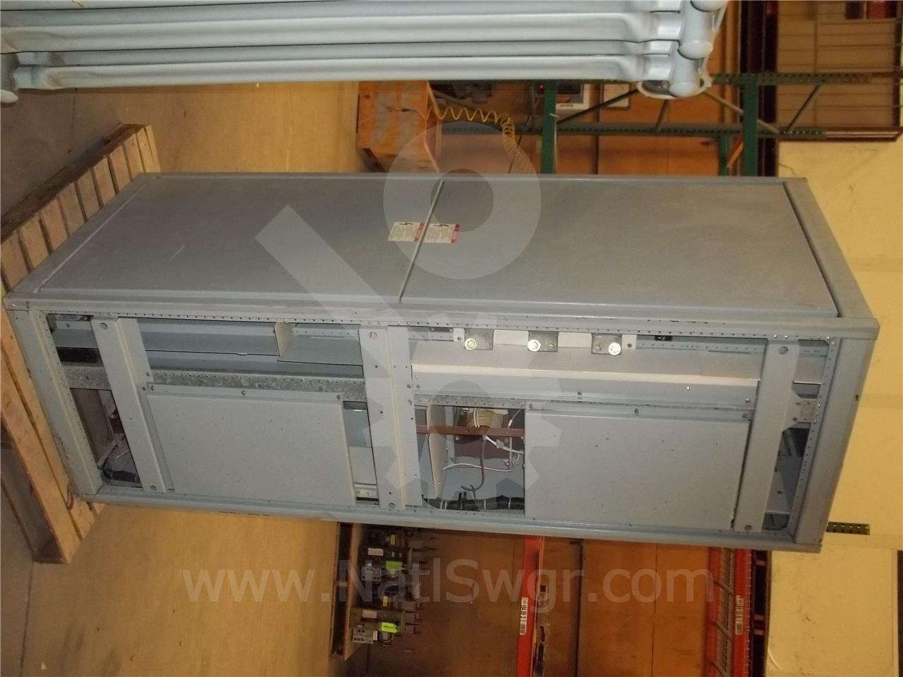 General Electric 400A GE CR194 VACUUM INDOOR SWITCHGEAR 5KV