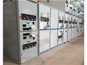 15KV GE VB/VB1 INDOOR SWITCHGEAR LINEUP