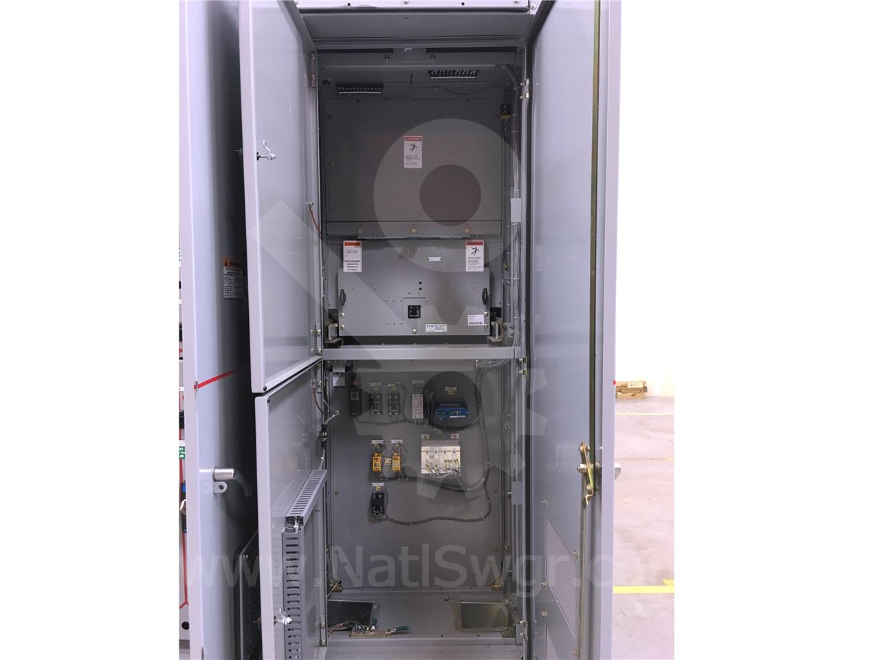 Westinghouse Cutler Hammer 5kv Vcp W Outdoor Switchgear