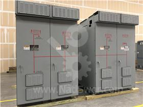 5KV WH EATON VCP-W OUTDOOR SWITCHGEAR LINEUP 1200A 350MVA - UNUSED SURPLUS