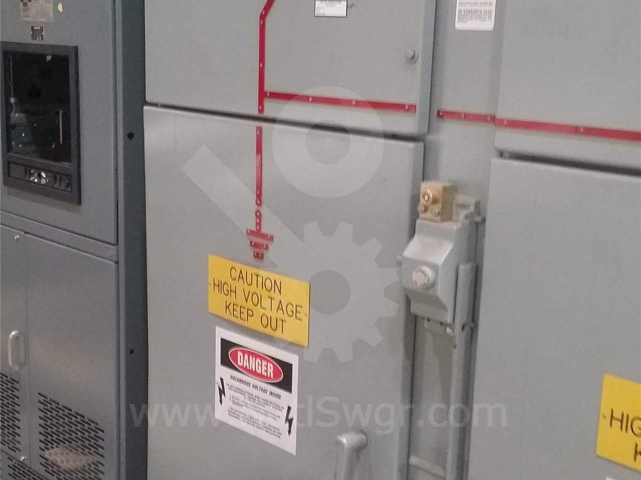 PIF SWITCH 600A GE / General Electric PIF 15KV 40KA ID NON FUSED, METAL INCLOSED INTERRUPTER SWITCH