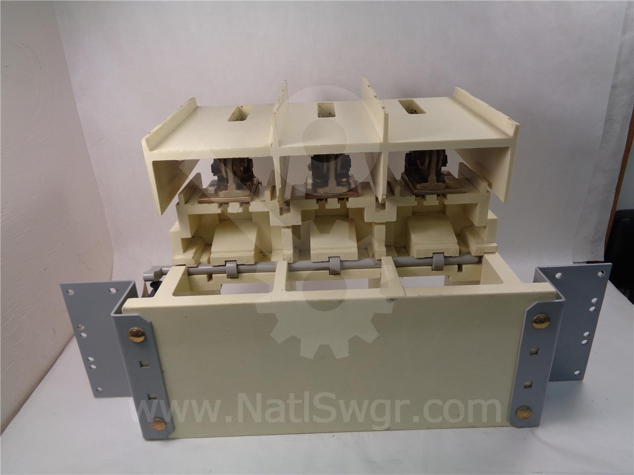 General Electric GE LIMITAMP QMQB ISOLATION SWITCH