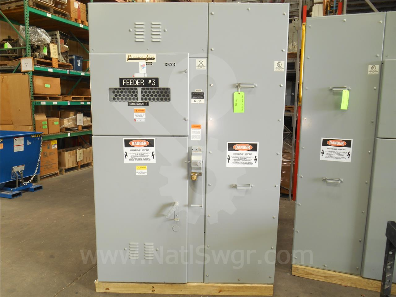 Miscellaneous Other Manufactur 600A POWER ZONE SWITCH