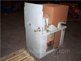 600A GE SE-10-2 FUSED LOAD BREAK SWITCH DRAW-OUT, 5KV, 60KA