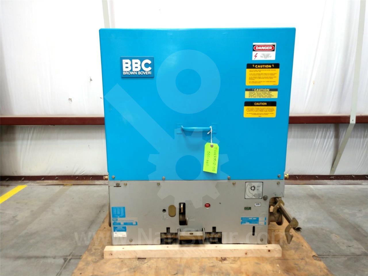 ABB / ITE / BBC 15VHK 500 1200A BBC 15VHK-500 EO/DO