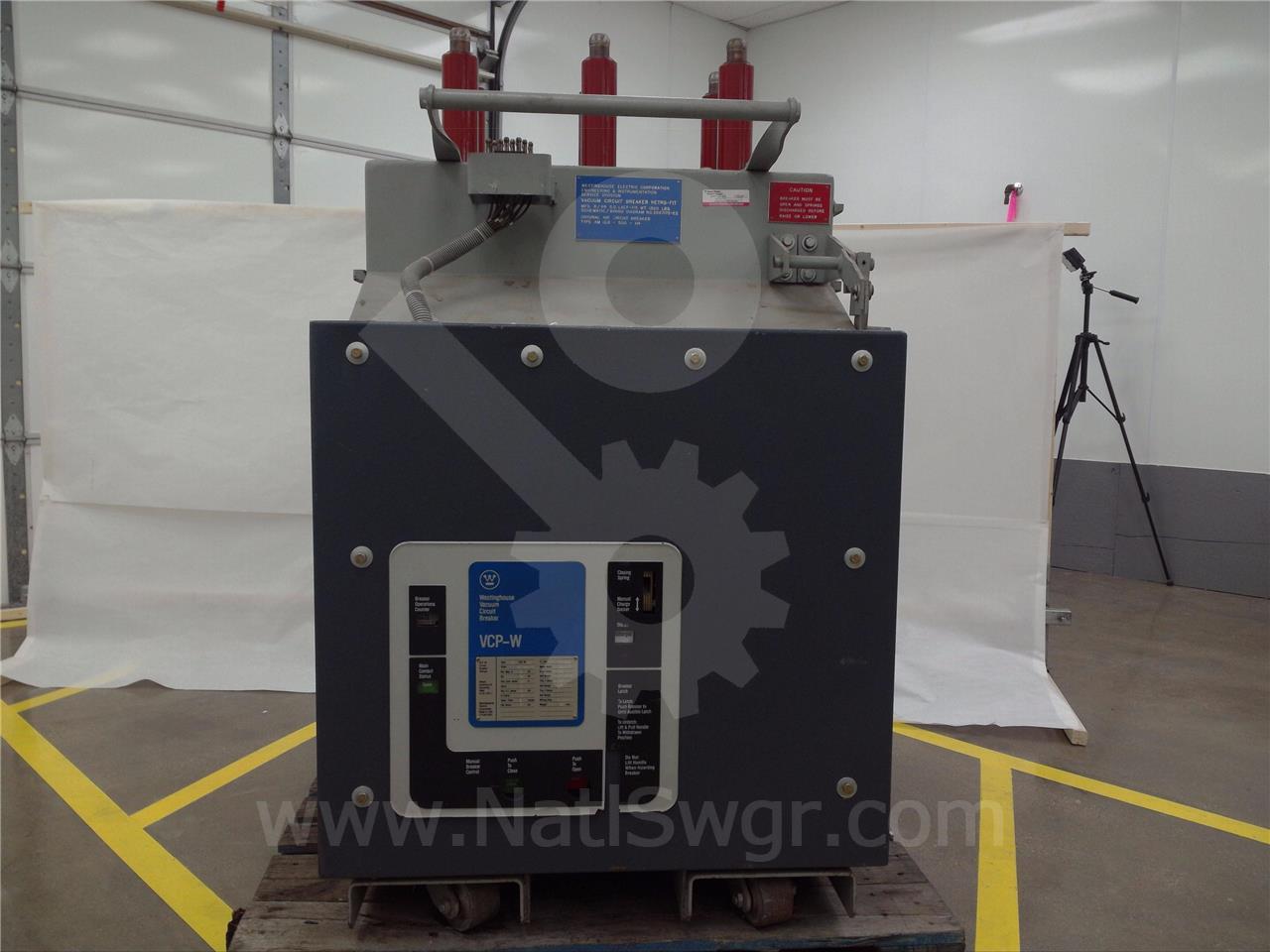 Westinghouse / Cutler Hammer 1200A WH AM/150 VCP-W 500 RIR (150VCP-W 500)