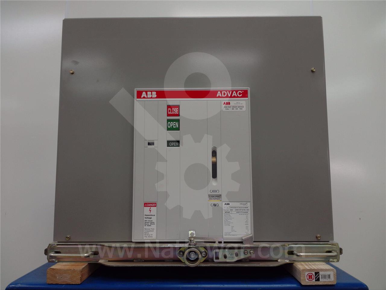 ABB / ITE / BBC 1200A ABB ADVAC AA3F1777XX0000P