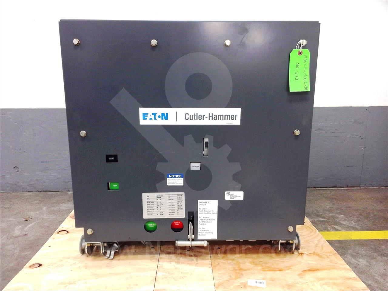 Westinghouse / Cutler Hammer 1200A CH 150VCP-W 500 EO/DO