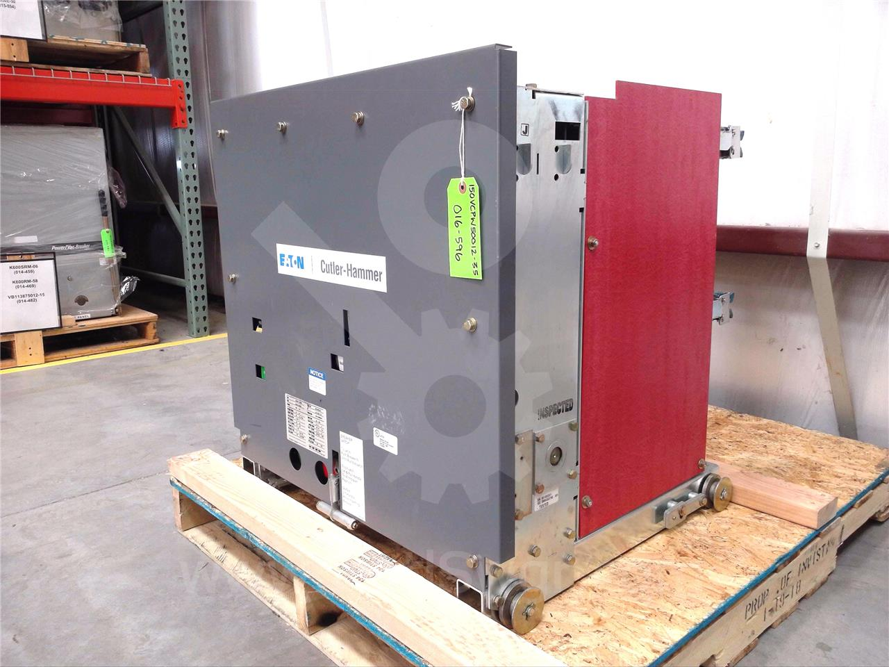 Westinghouse / Cutler Hammer 1200A CH 150VCP-W 500 (150VCP-W 500)