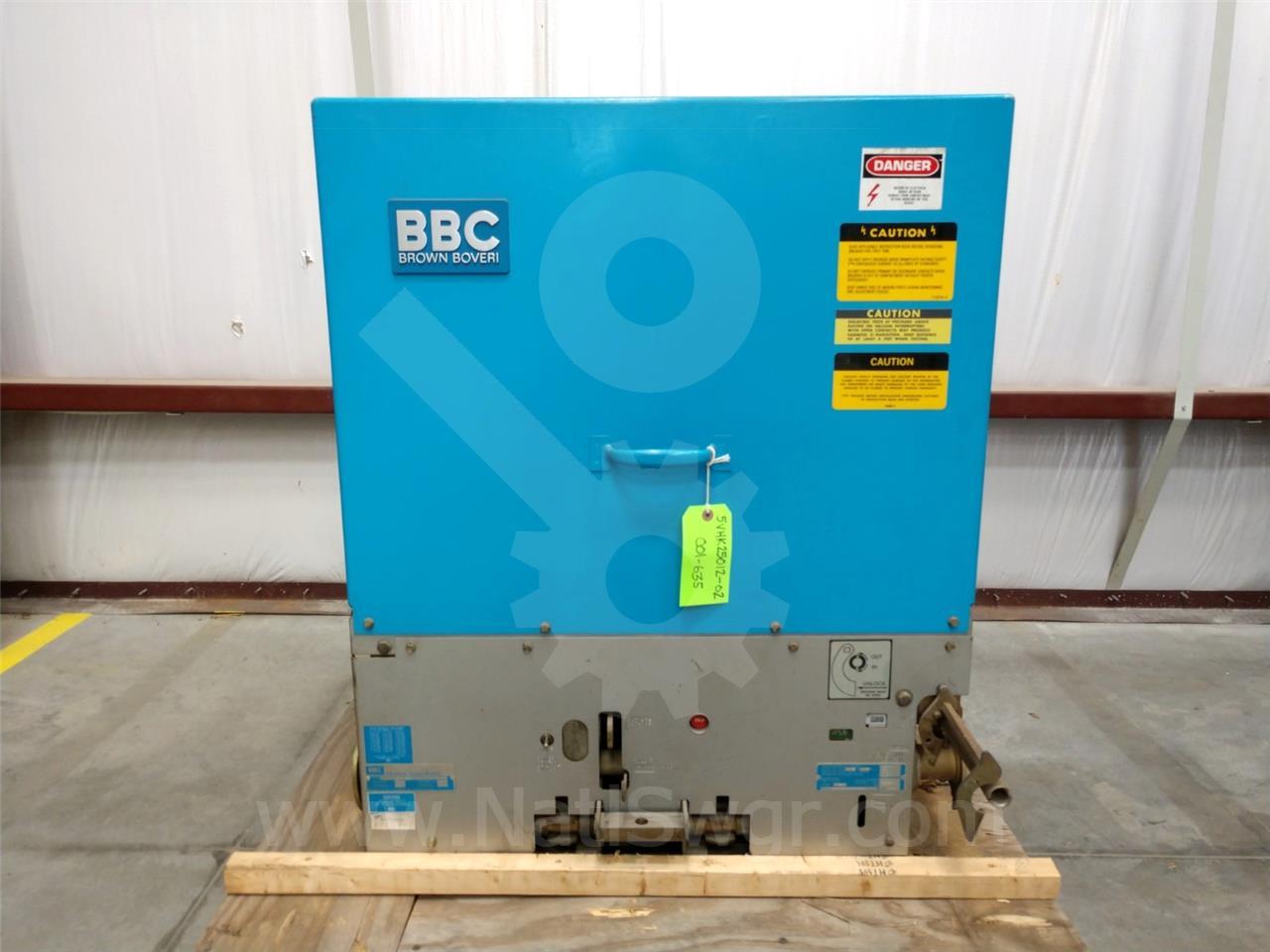 ABB / ITE / BBC 1200A BBC 5VHK-250 EO/DO (5VHK 250)