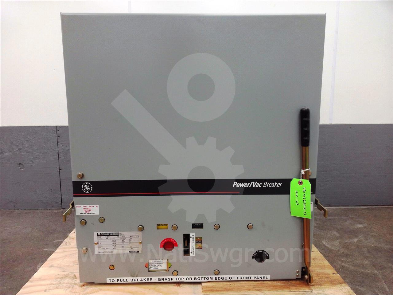 General Electric 1200A GE VB1 4.16-250-3 ML-18 (VB1 4.16-250)