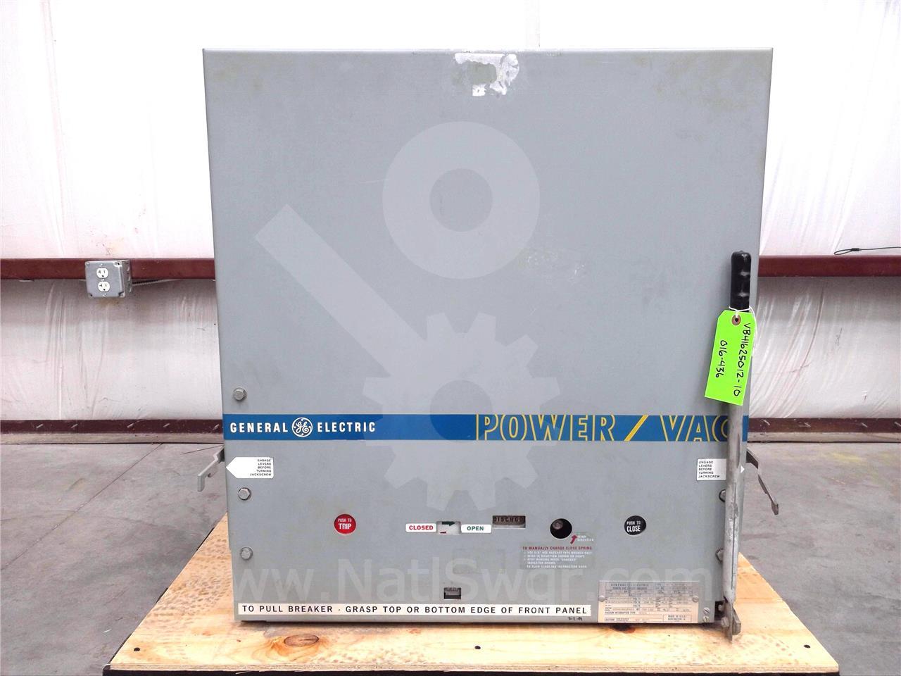 General Electric 1200A GE VB 4.16-250-1 ML-17 (VB 4.16-250)