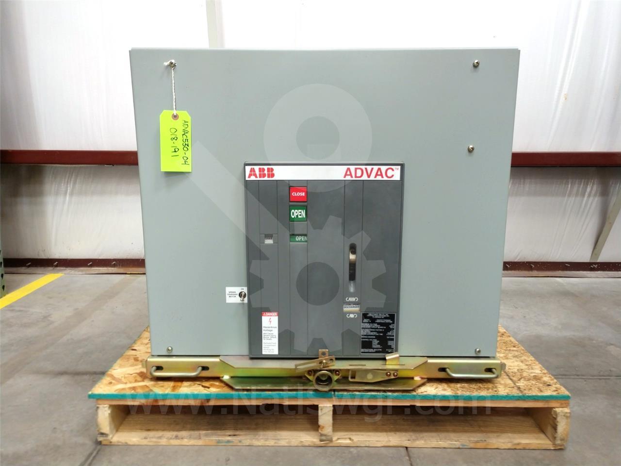 ABB / ITE / BBC 3000A ABB ADVAC AA223777000000C MODEL 2 (ADVAC MODEL 2)