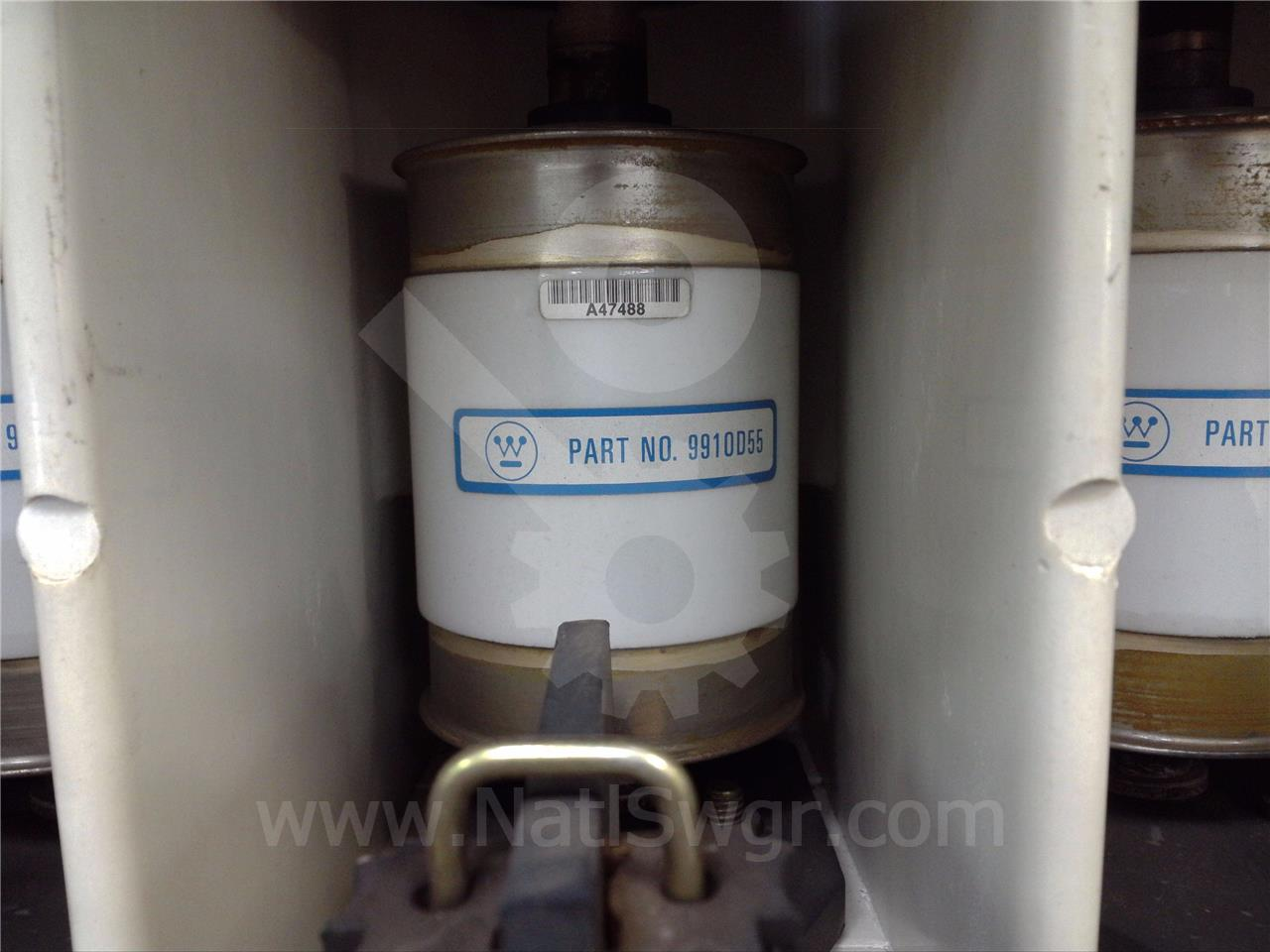 Westinghouse / Cutler Hammer WH VACUUM INTERRUPTER ASSEMBLY