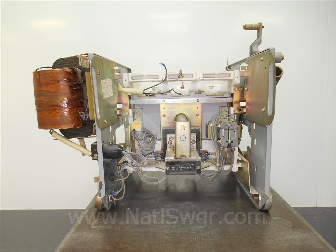 Westinghouse / Cutler Hammer 360A WH SJA VACUUM CONTACTOR 50MVA 5KV