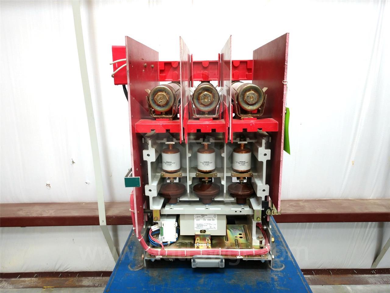 Siemens / Allis Chalmers 360A SA 97H35 AC VACUUM CONTACTOR 5KV UNUSED SURPLUS