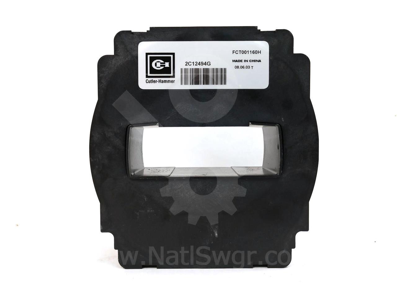 2C12494G32 3200A Cutler-Hammer CURRENT TRANSFORMER DIGITRIP FOR MDS