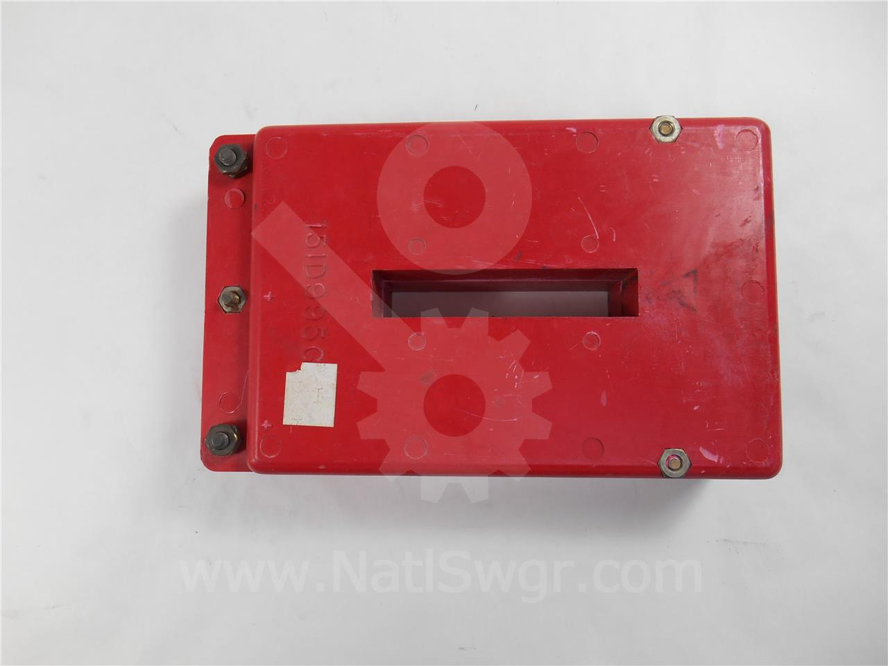 151D995G12 1200A Westinghouse CURRENT TRANSFORMER AMPTECTOR / DIGITRIP FOR DS / DSII