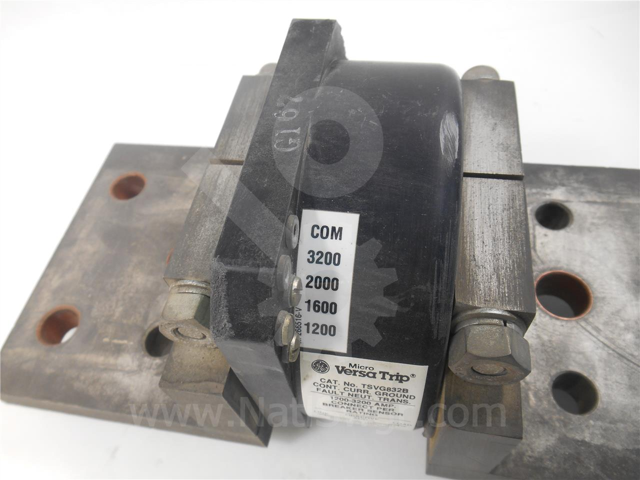 General Electric 1200-3200A GE MULTI RATIO NEUTRAL CURRENT TRANSFORMER MVT / ENTELLIGAURD
