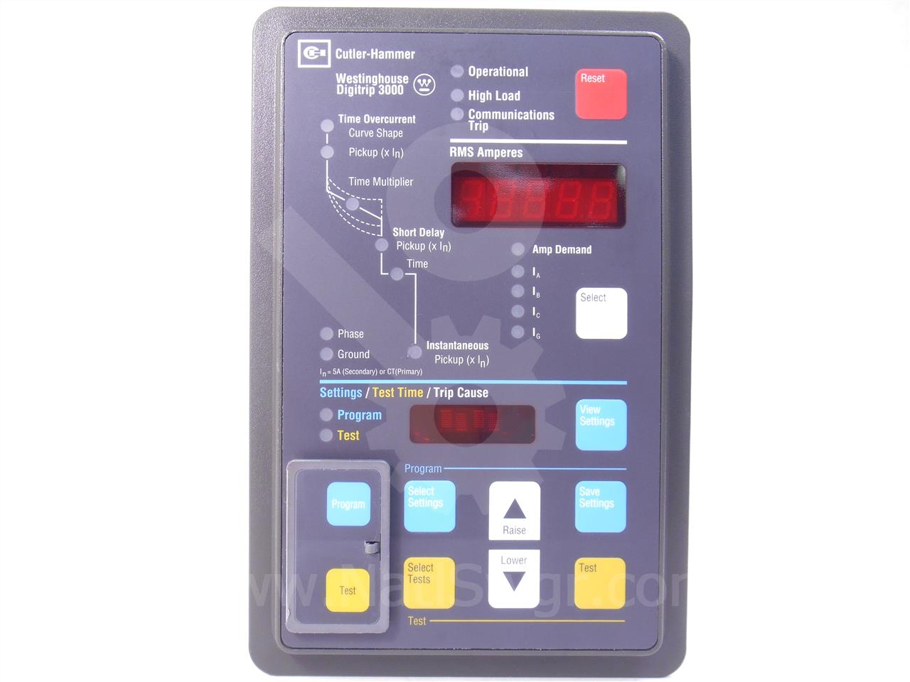 Wh Digitrip 3000 Solid State Relay Basic Of