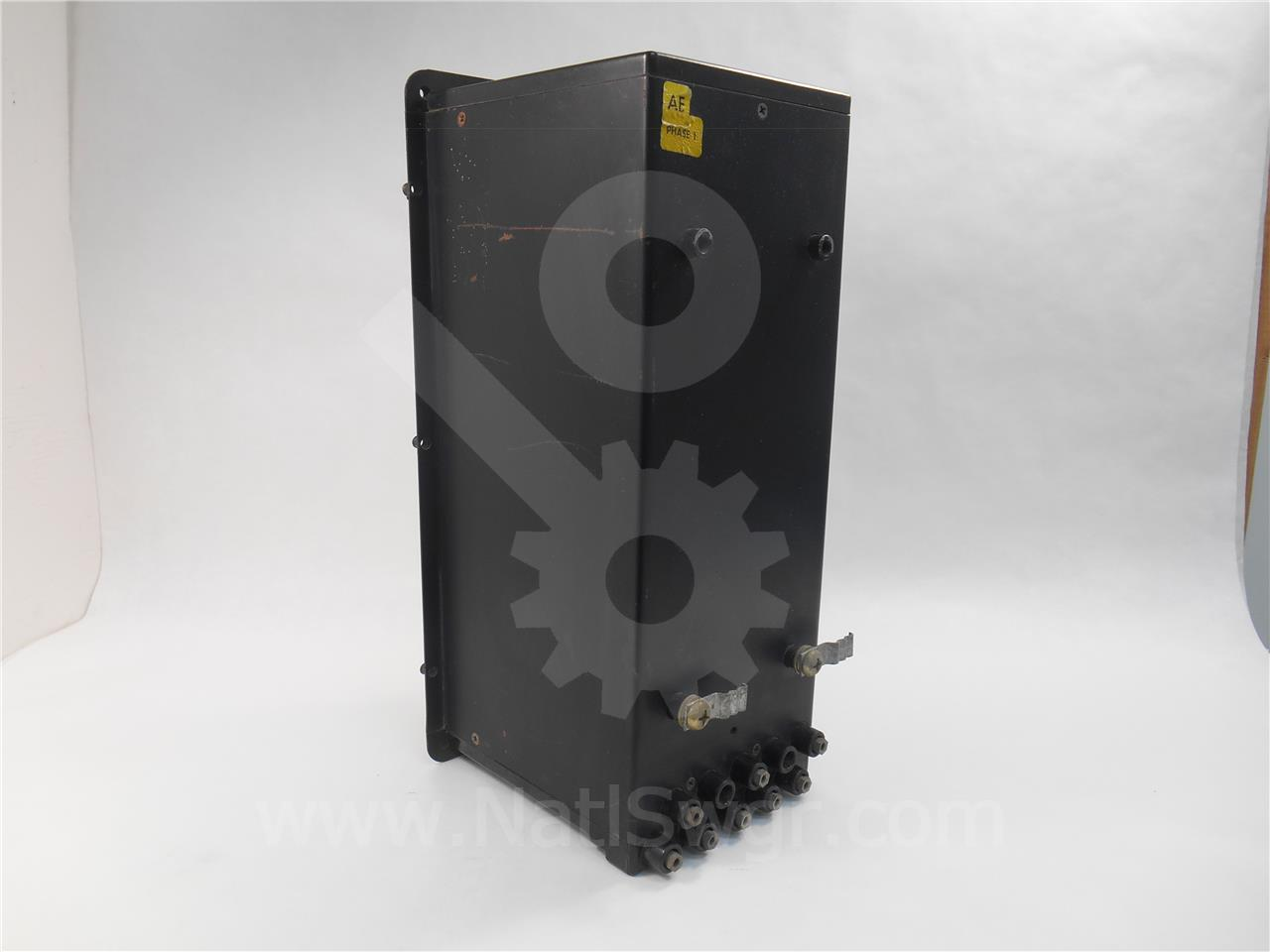 12STD15B5A GE / General Electric STD TRANSFORMER DIFFERENTIAL RELAY