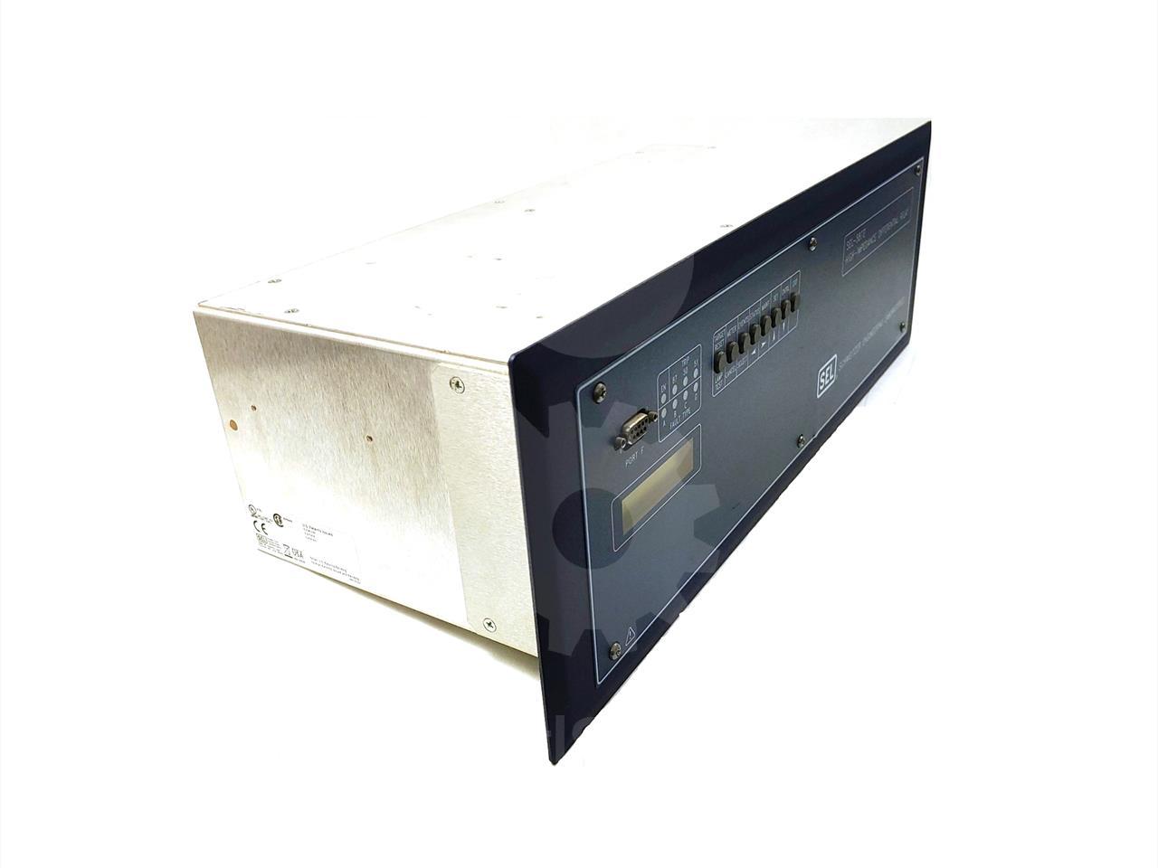 Schweitzer 0587z0x325312xx Sel 587z Protection Relay Unused Current Sensing Nz
