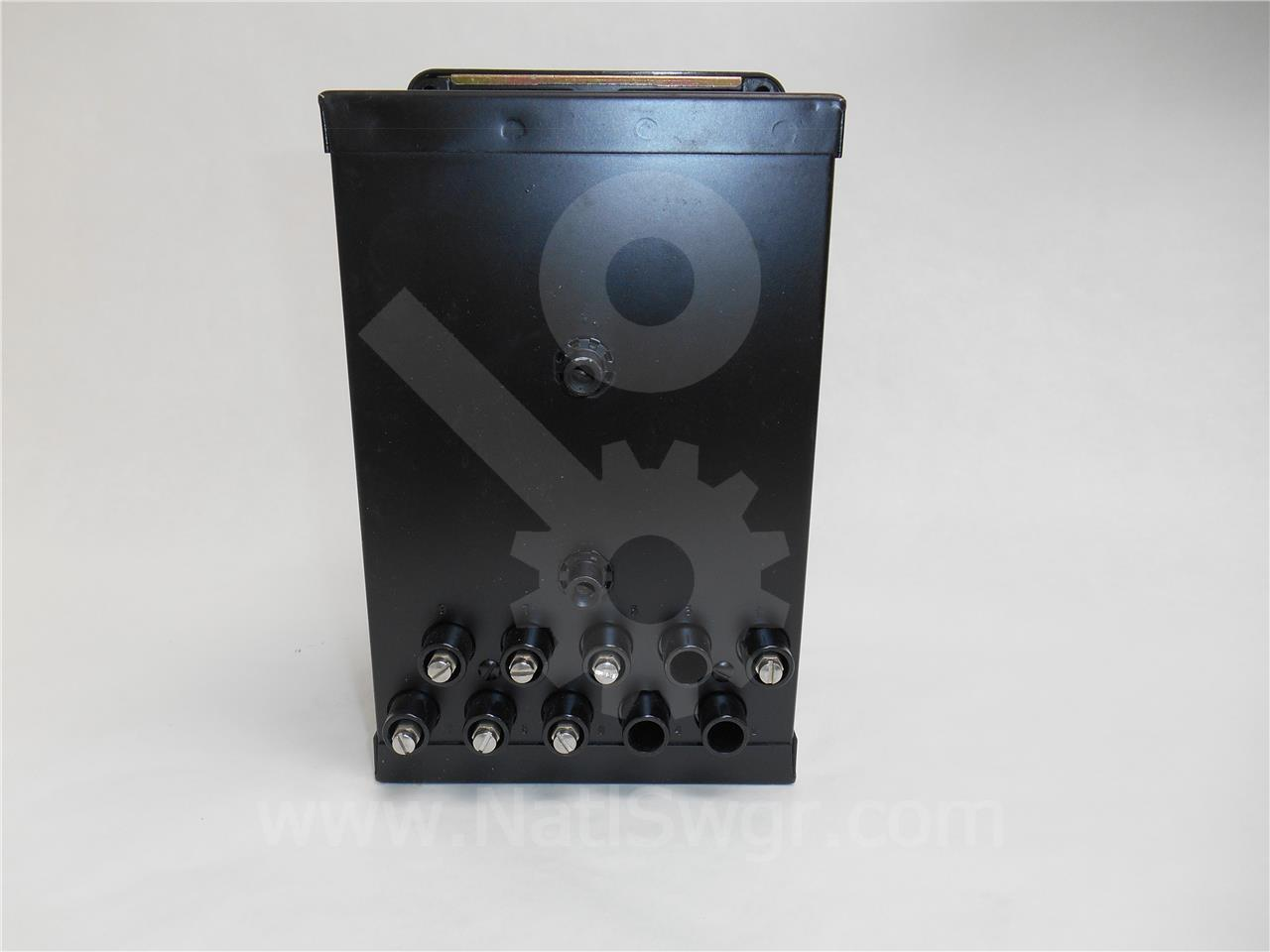 290B892A10 Westinghouse CA PERCENTAGE DIFFERENTIAL RELAY FOR GENERATOR PROTECTION, INVERSE