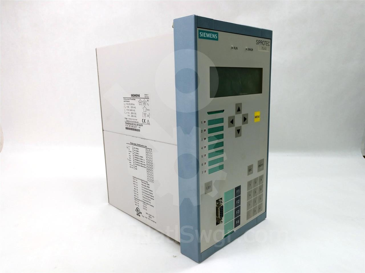 Siemens / Allis Chalmers SA SIPROTEC 4 OVER CURRENT RELAY UNUSED SURPLUS