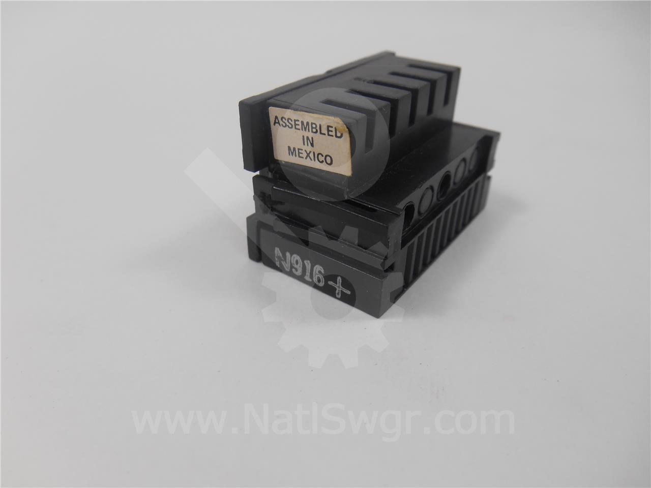 General Electric 1000A GE RATING PLUG 1600A CT