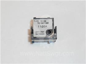 1100A GE RATING PLUG 1600A CT