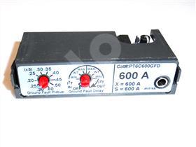 600A GE RATING PLUG 600A CT