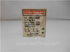 1000A WH RATING PLUG 1600A CT