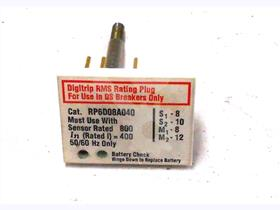 400A WH RATING PLUG 800A CT