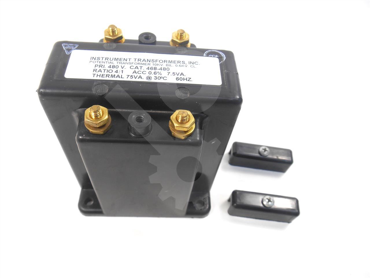 Instrument Transformer ITI 4:1 POTENTIAL TRANSFORMER ...