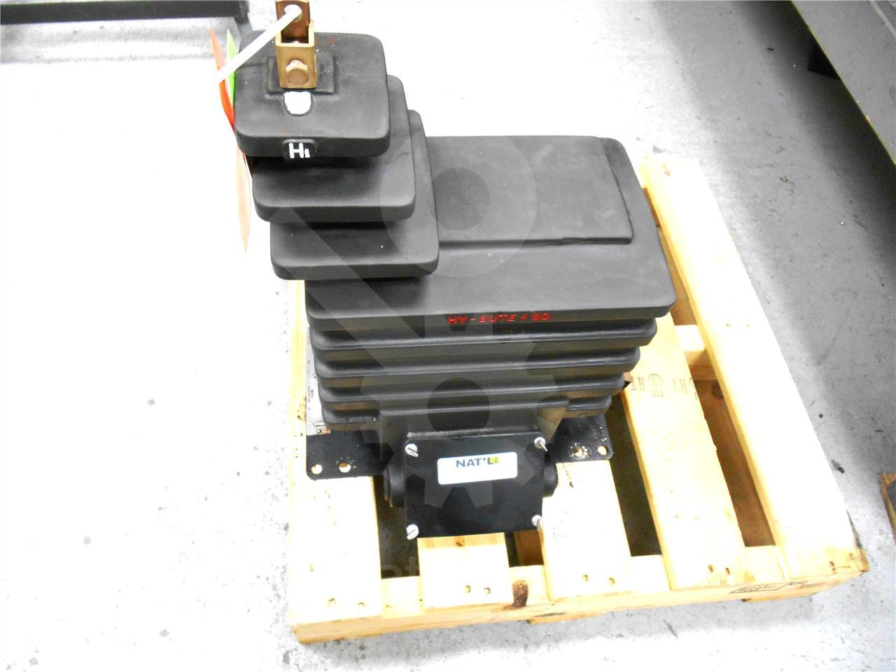General Electric Ge 120 1 Jvw 6 Voltage Transformer
