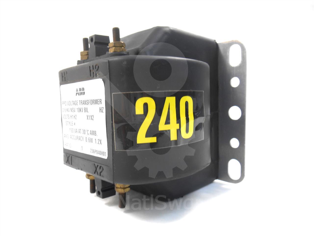 Abb Ite Bbc Abb 2 1 Ppd Potential Transformer