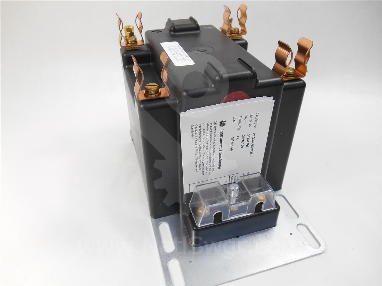 Instrument Transformer ITI 20:1 PTG3 POTENTIAL TRANSFORMER ...