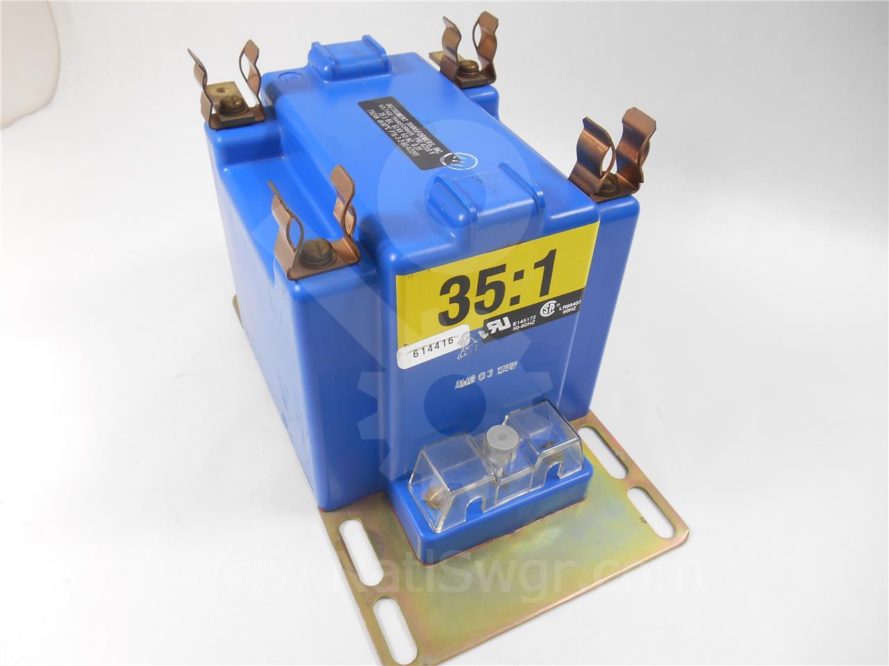 Instrument Transformer ITI 35:1 PT6 POTENTIAL TRANSFORMER