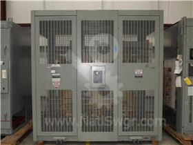 CH 2000/2667KVA 13200:480Y/277 DRY 3PH POWER TRANSFORMER UNUSED SURPLUS