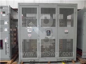 CH 2000/2667KVA 13200:480Y/277 DRY 3PH POWER TRANSFORMER UNUSED SURPLUS
