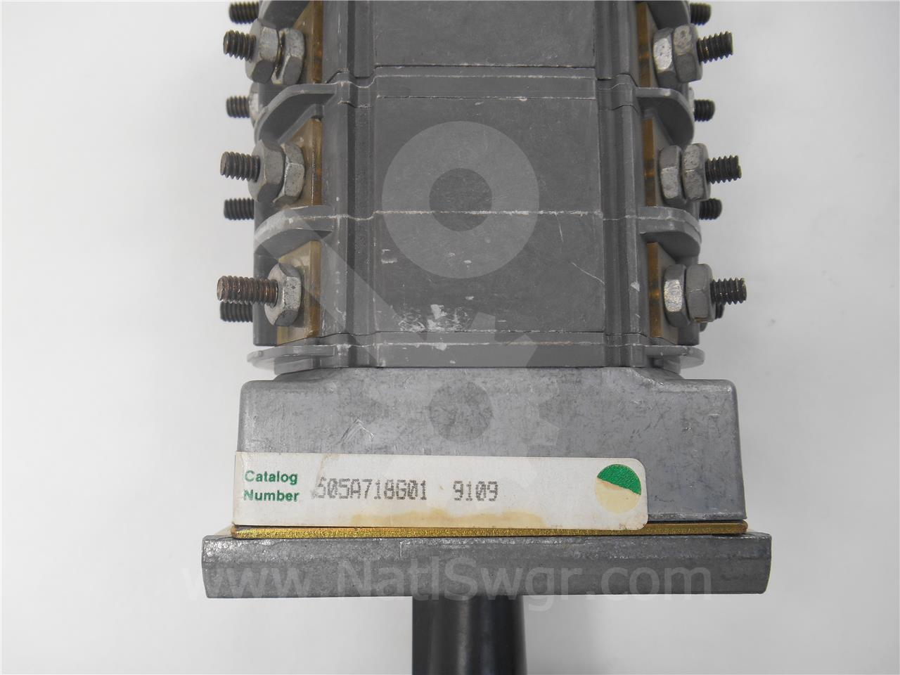 Westinghouse Cutler Hammer Wh Type W2 Circuit Breaker