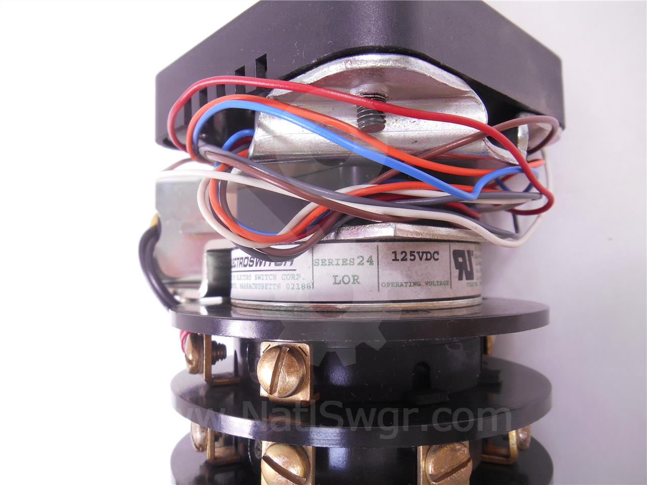 Electroswitch Electroswitch 125vdc Lock Out Relay