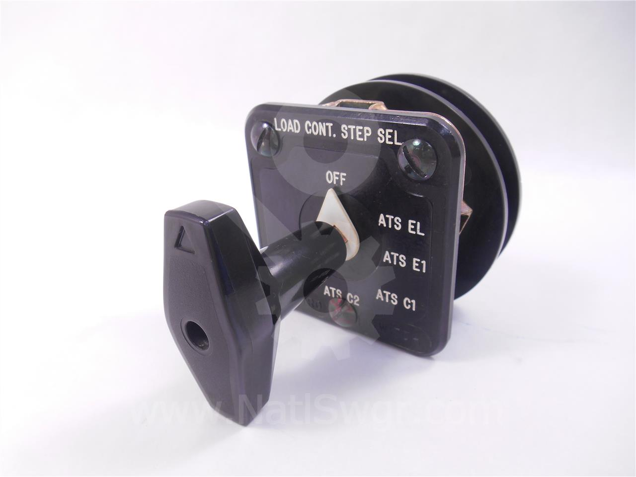ELECTROSWITCH LOAD CONTROL STEP SELECT