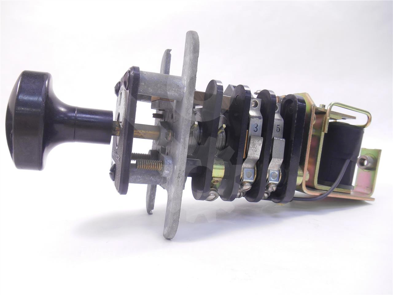 General Electric Ge 115vac Hea Auxiliary Relay