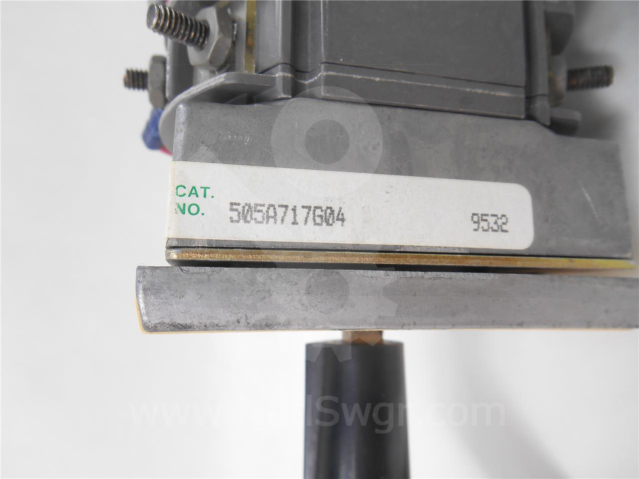 ELECTROSWITCH TYPE W2 CIRCUIT BREAKER CONTROL SWITCH