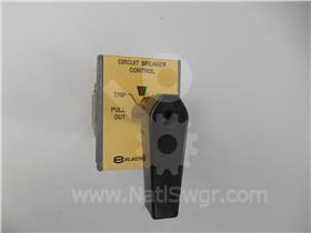 WH TYPE W2 CIRCUIT BREAKER CONTROL SWITCH 2 STAGE